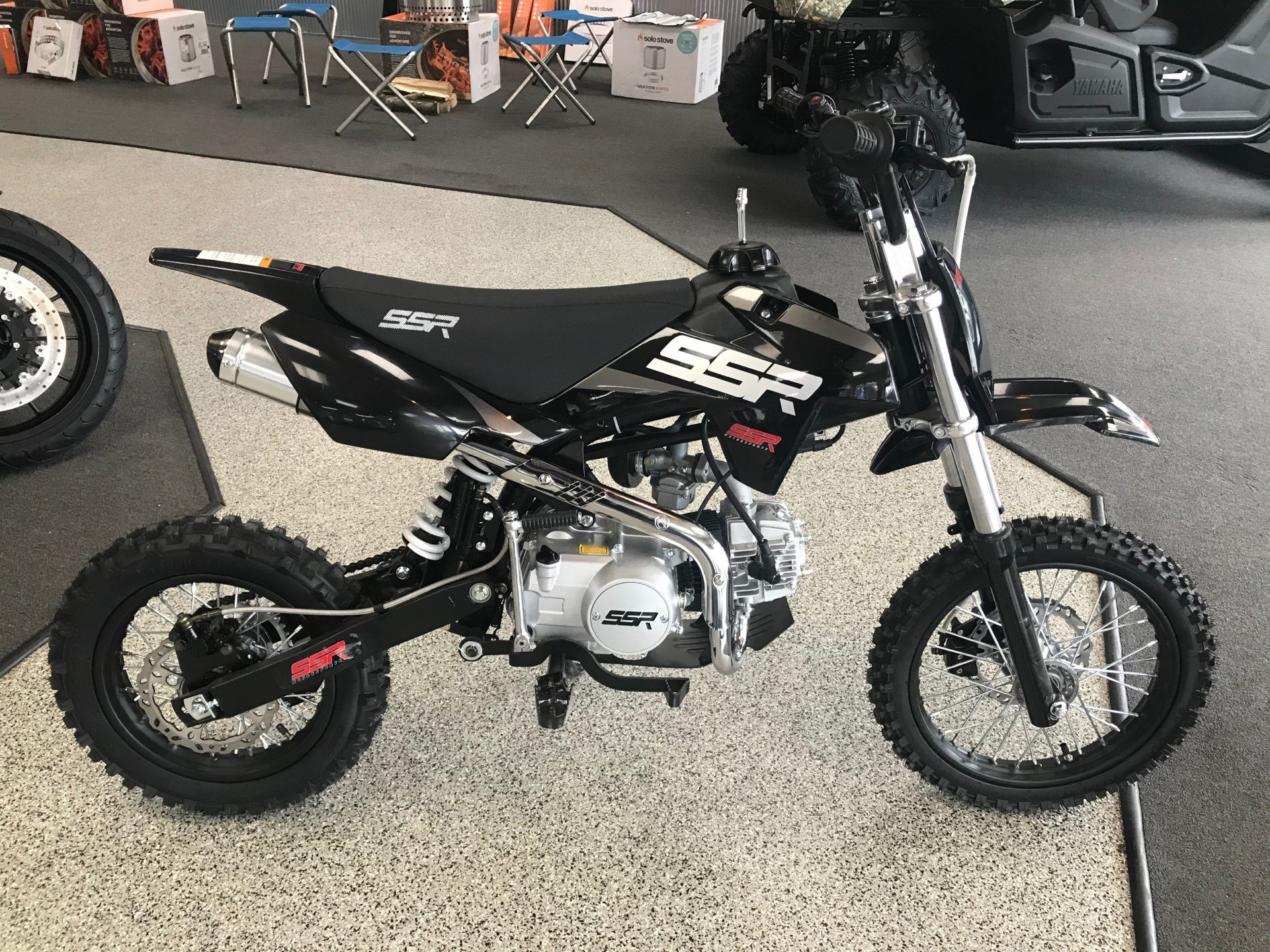 2021 SSR Motorsports SR 125 Manual in Coloma, Michigan - Photo 1