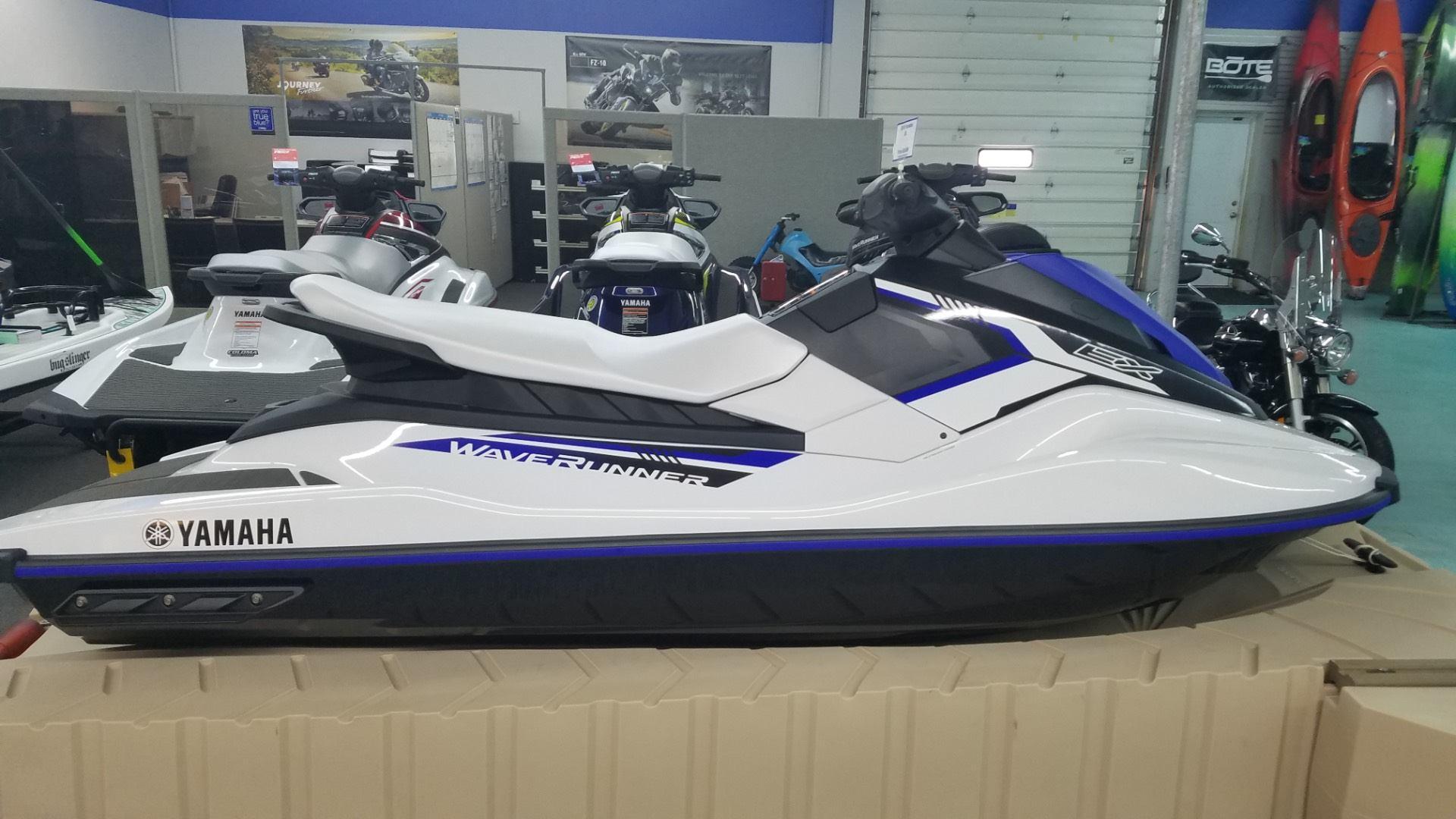 2018 Yamaha EX 1