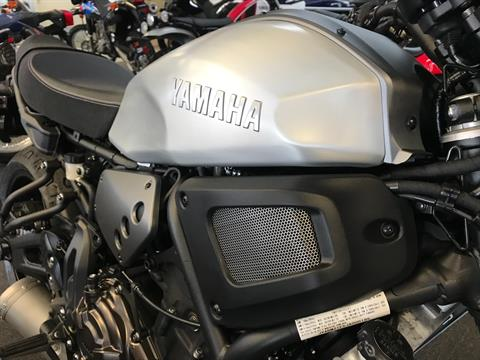 2018 Yamaha XSR700 in Coloma, Michigan