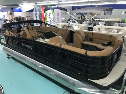 2019 Aqua Patio AP235SB TriToon in Coloma, Michigan