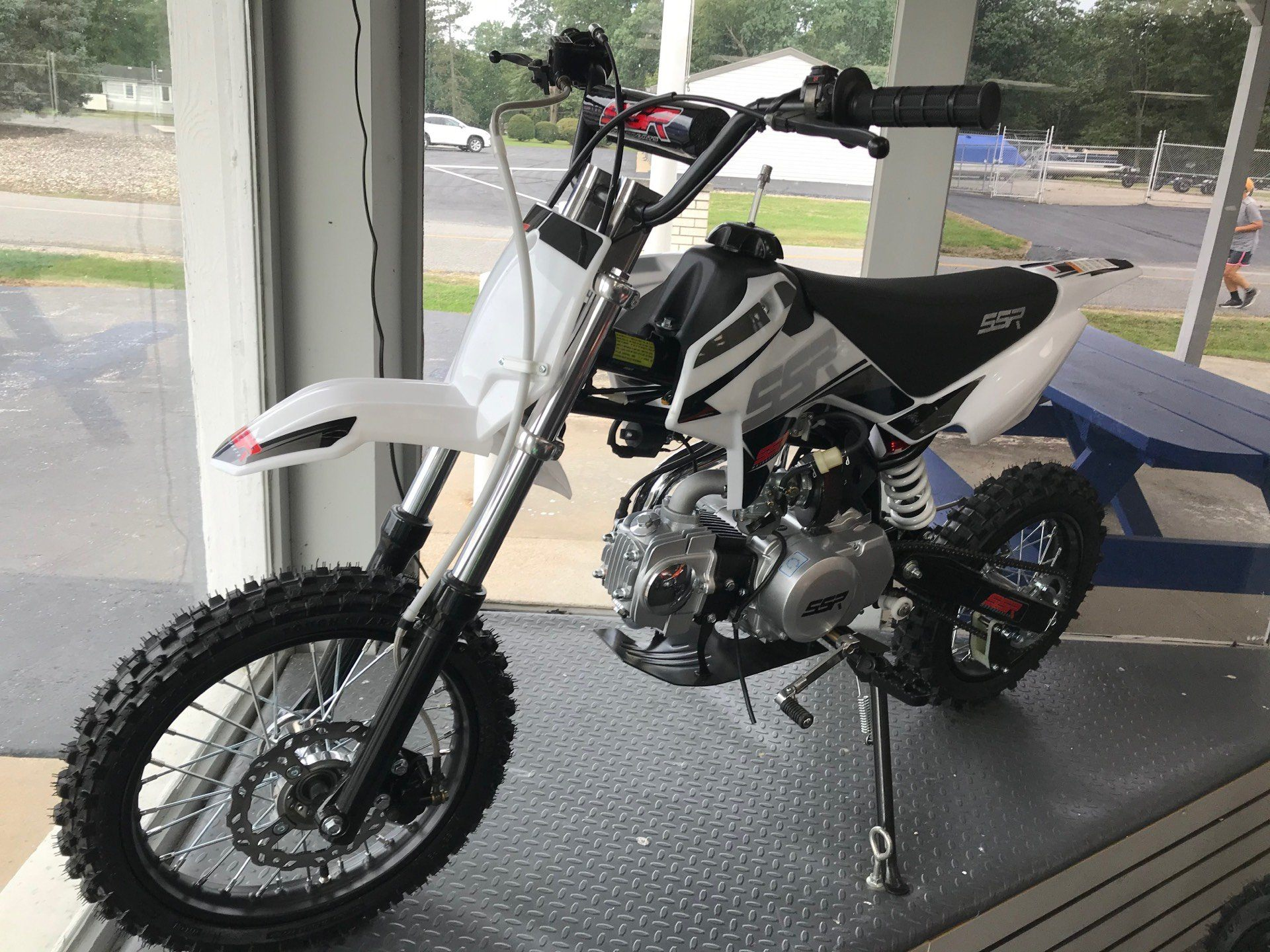 2021 SSR Motorsports SR125 in Coloma, Michigan - Photo 4