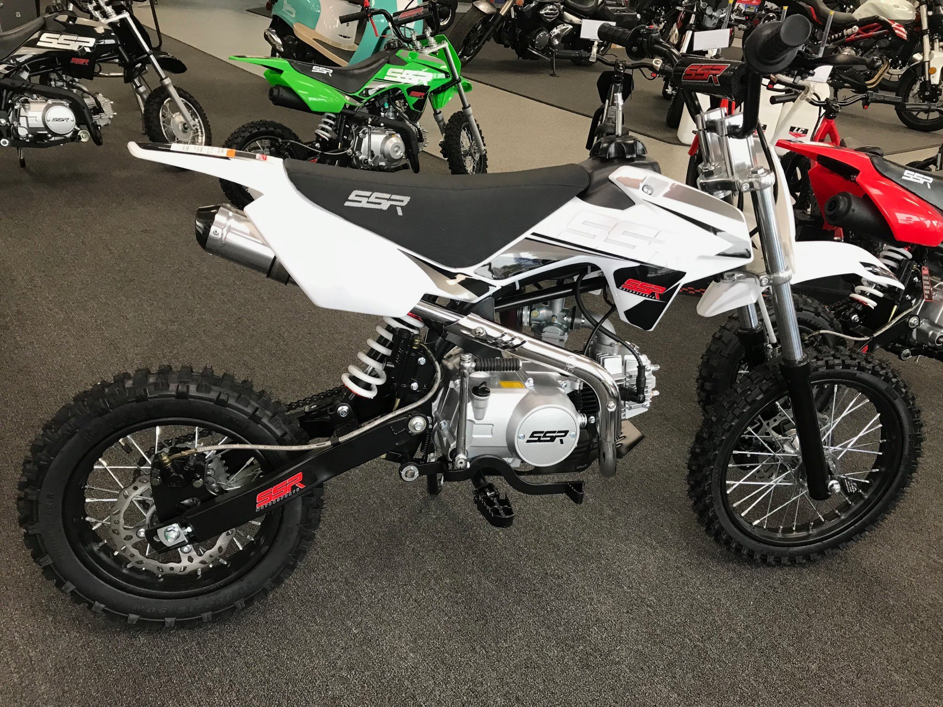 2021 SSR Motorsports SR125 in Coloma, Michigan - Photo 1