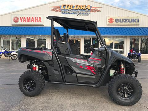 2019 Yamaha Wolverine X2 R-Spec SE in Coloma, Michigan