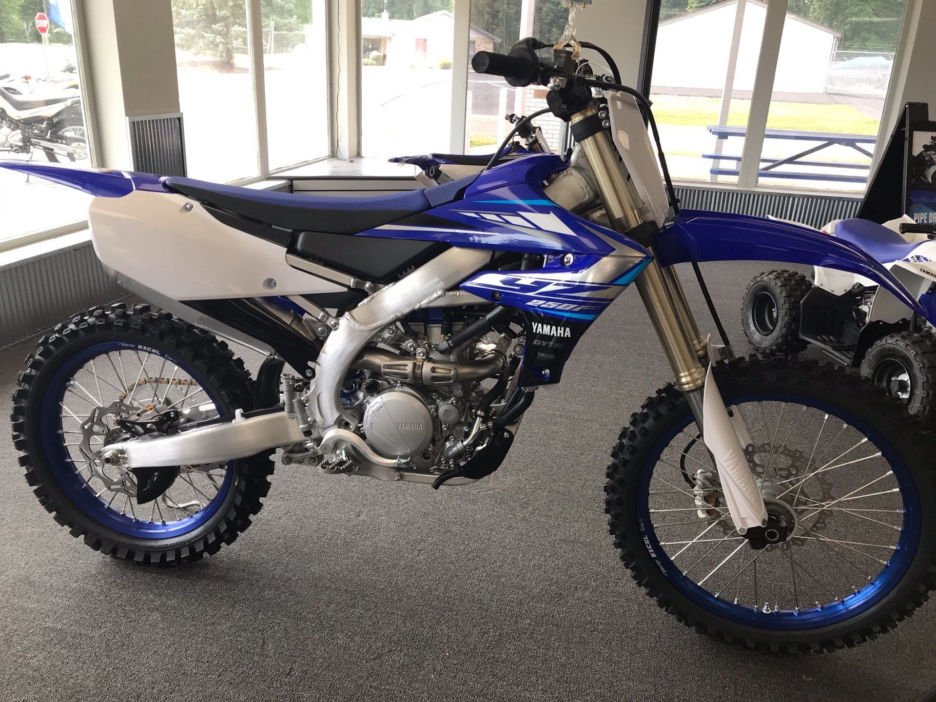 2020 Yamaha YZ250F in Coloma, Michigan - Photo 1