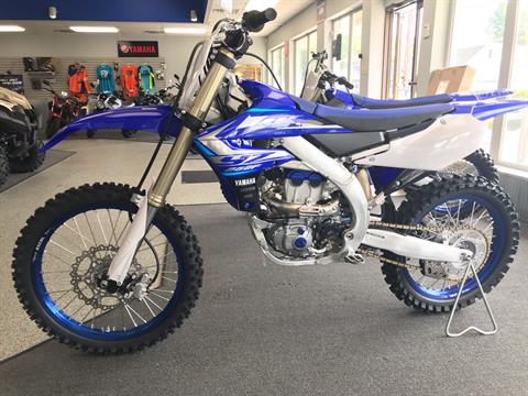 2020 Yamaha YZ250F in Coloma, Michigan - Photo 2
