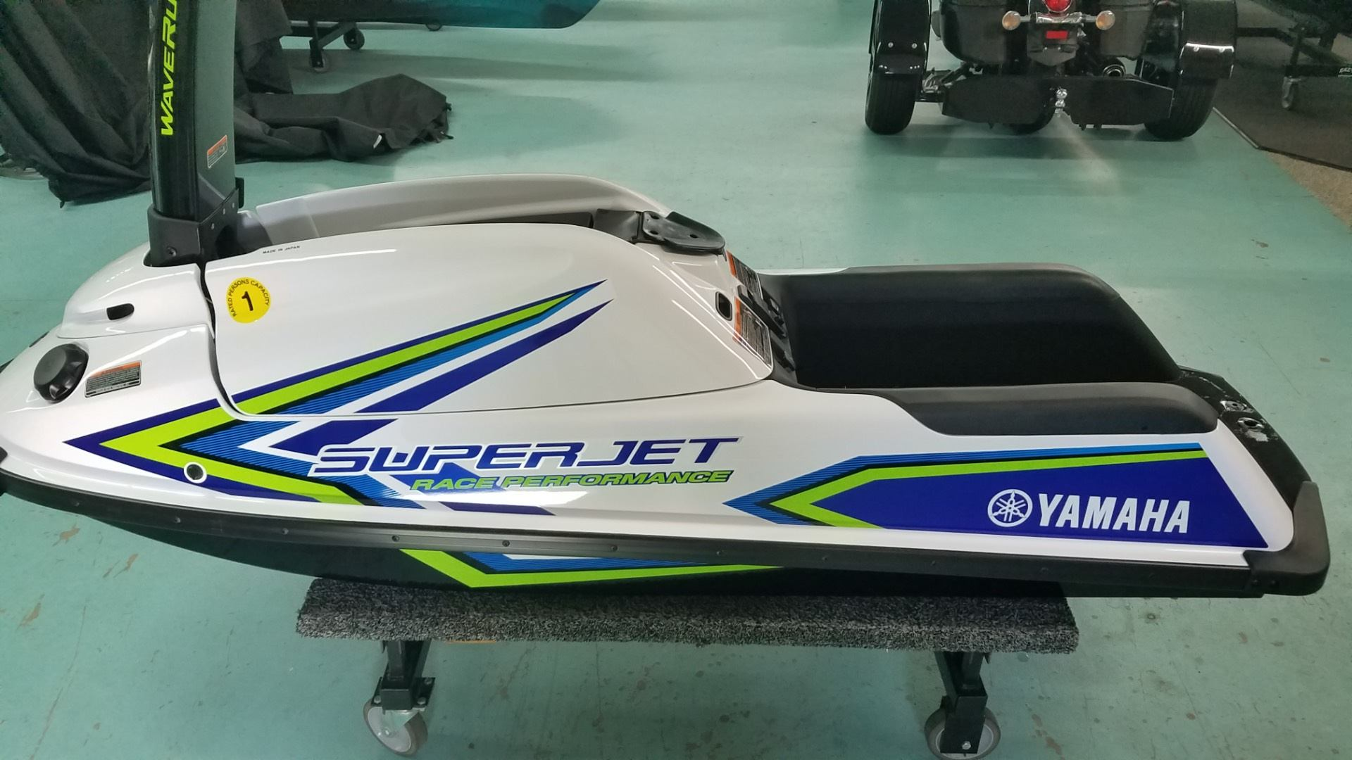 2018 Yamaha SuperJet in Coloma, Michigan