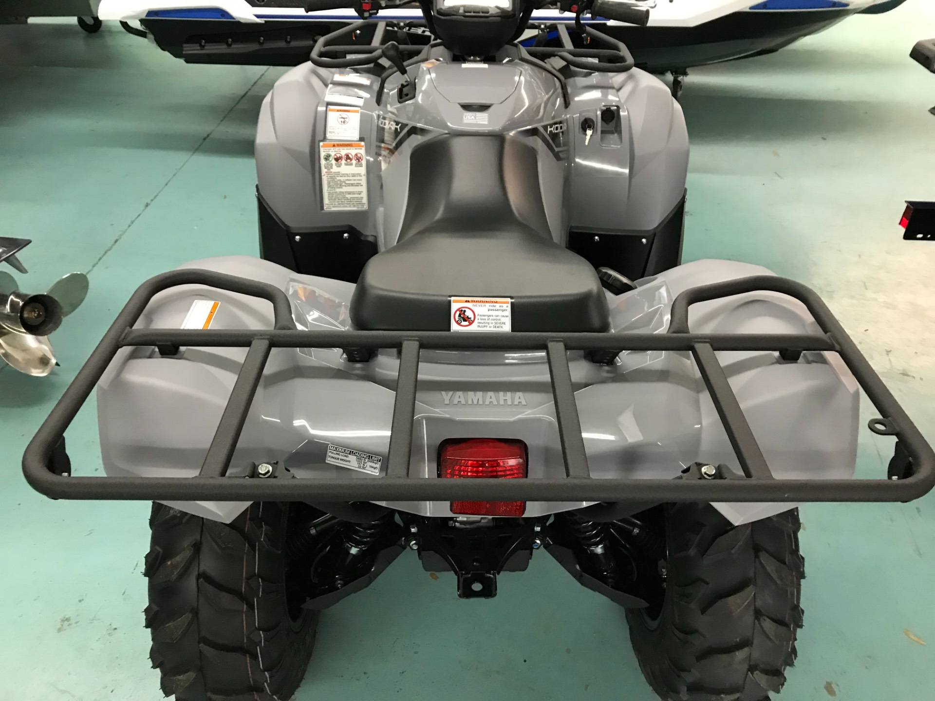 2019 Yamaha Kodiak 700 EPS in Coloma, Michigan - Photo 6