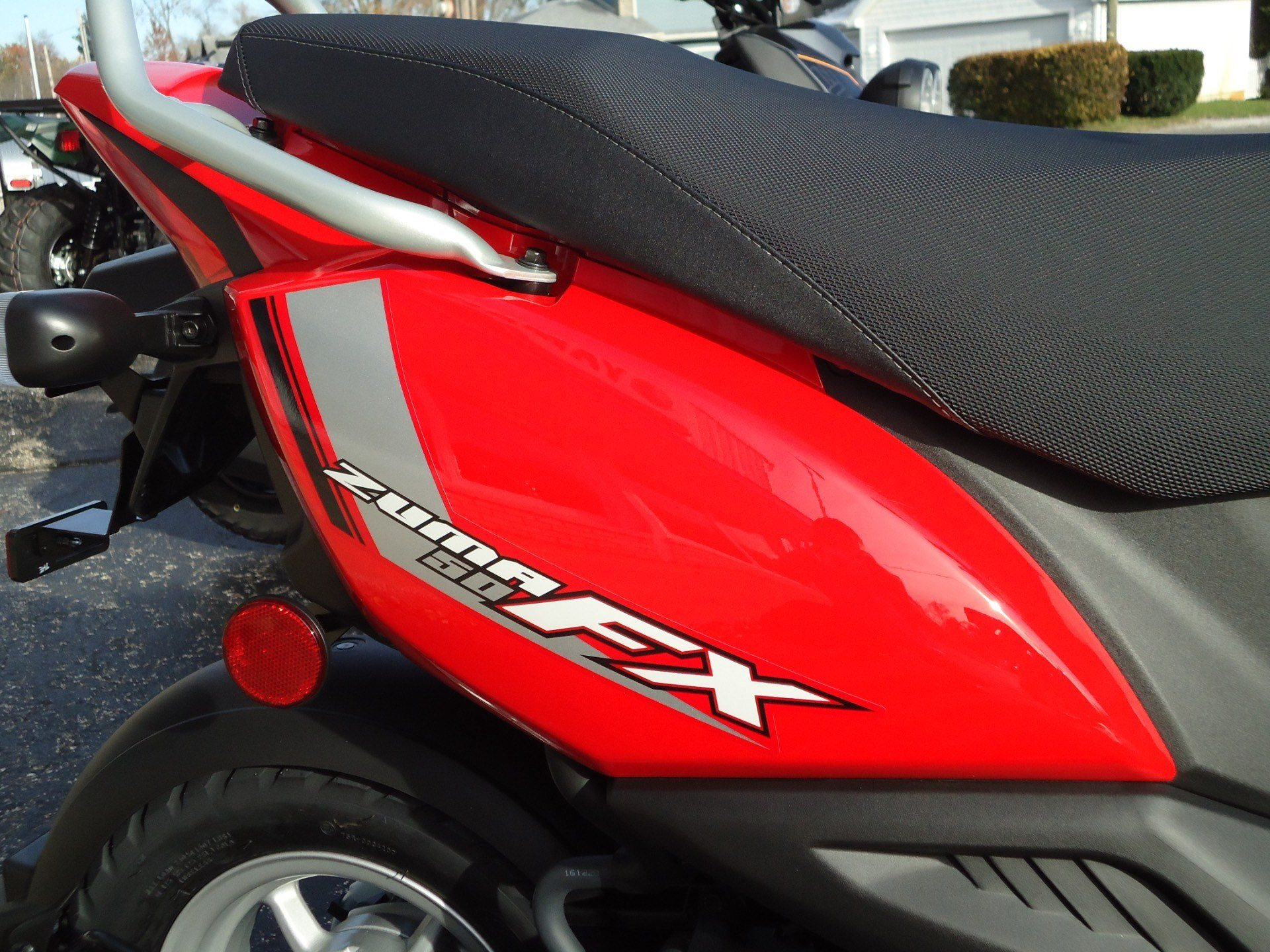 2018 Yamaha Zuma 50FX in Coloma, Michigan