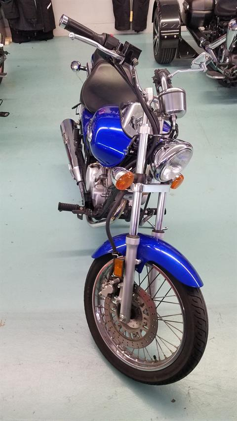 2006 Kawasaki EN125 in Coloma, Michigan