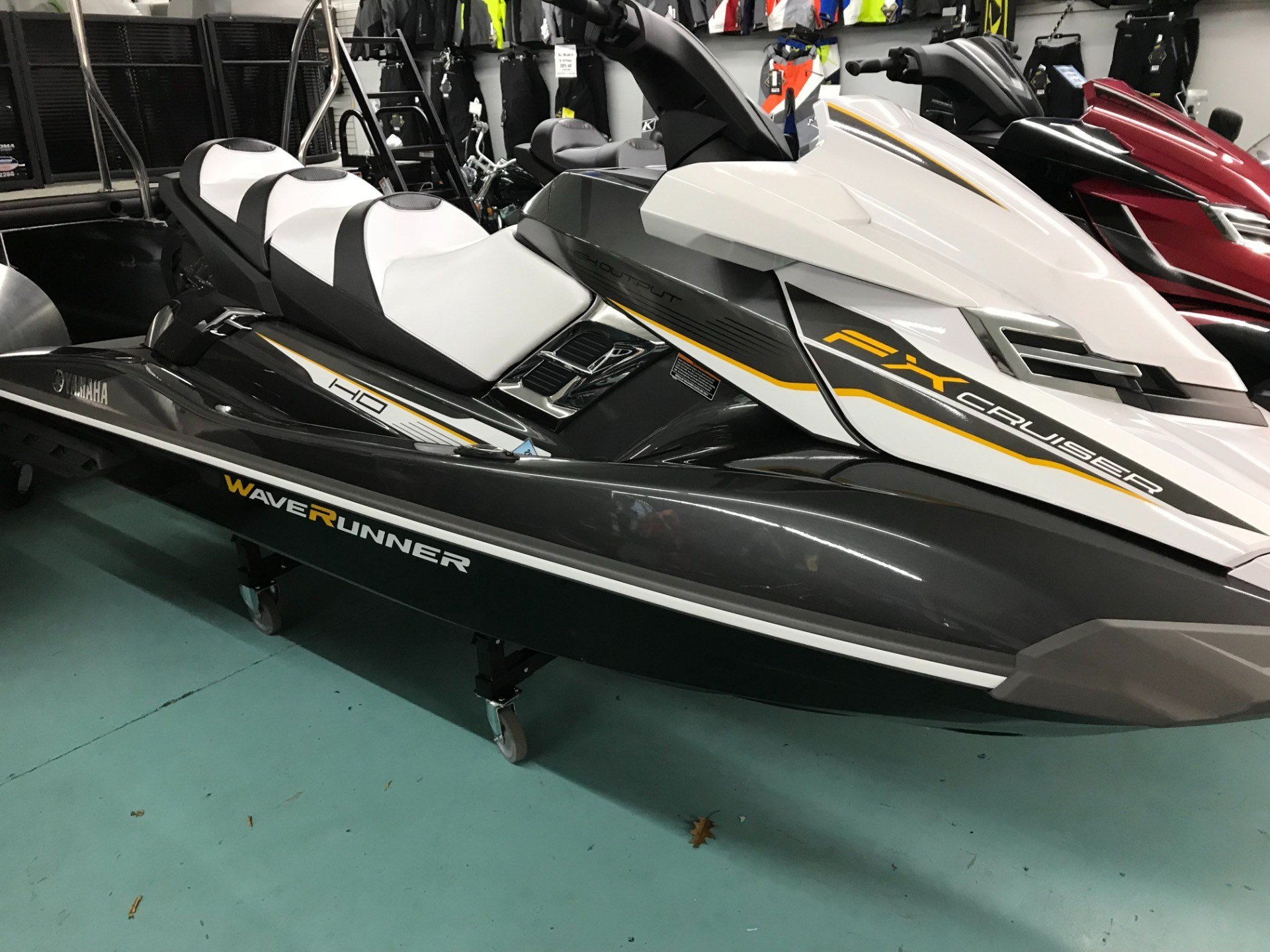 2018 Yamaha FX Cruiser HO for sale 84275