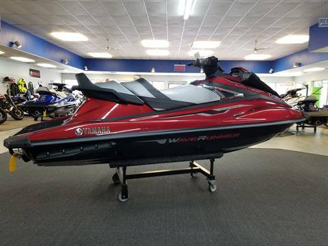 2019 Yamaha VX Limited in Coloma, Michigan