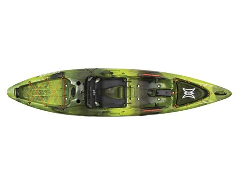 2017 Perception Kayak Pescador Pro 12 in Coloma, Michigan