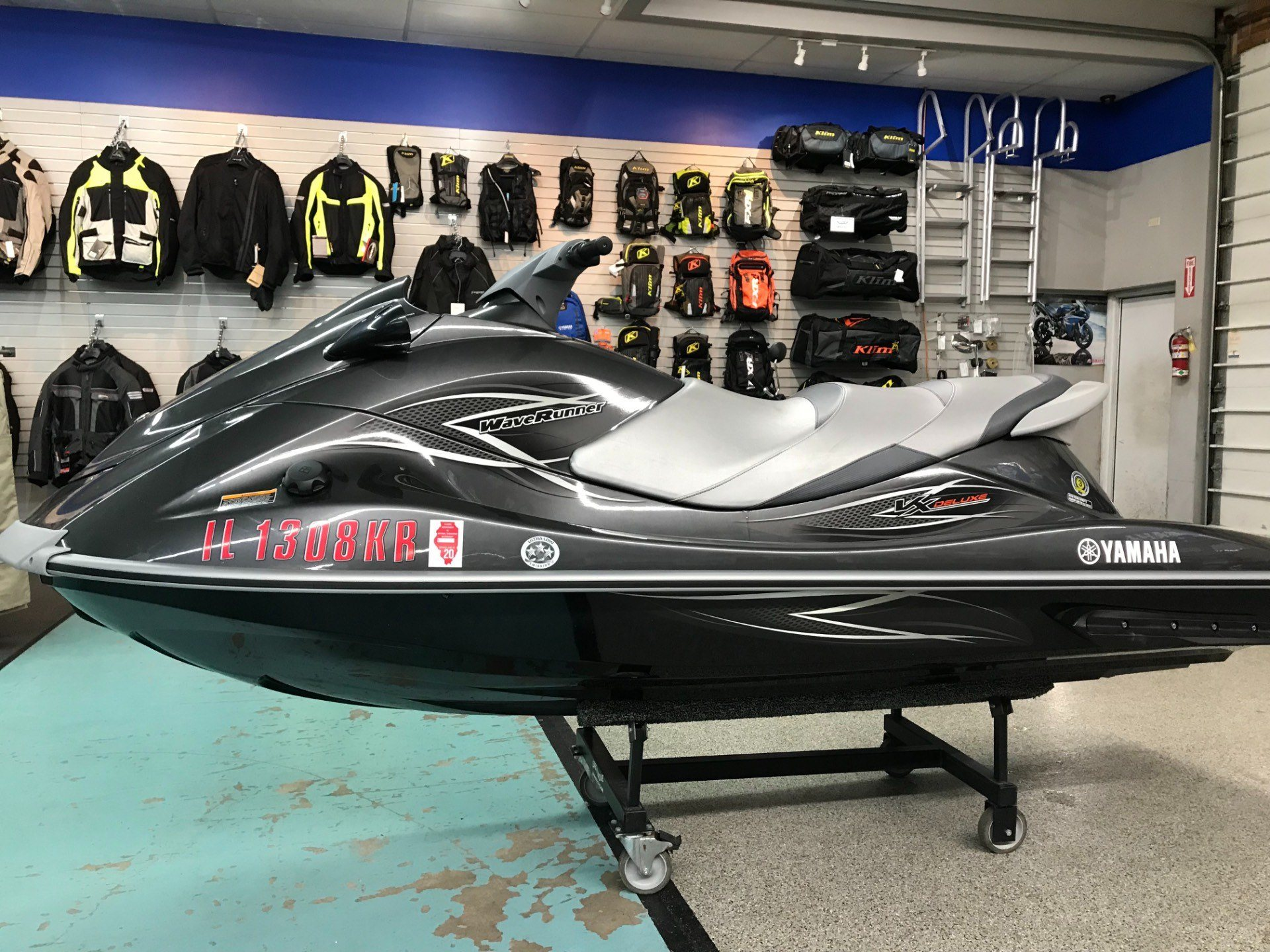2013 Yamaha VX® Deluxe in Coloma, Michigan