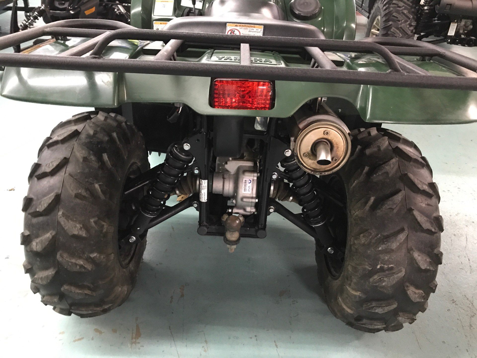 2014 Yamaha Grizzly 450 Auto. 4x4 in Coloma, Michigan - Photo 5