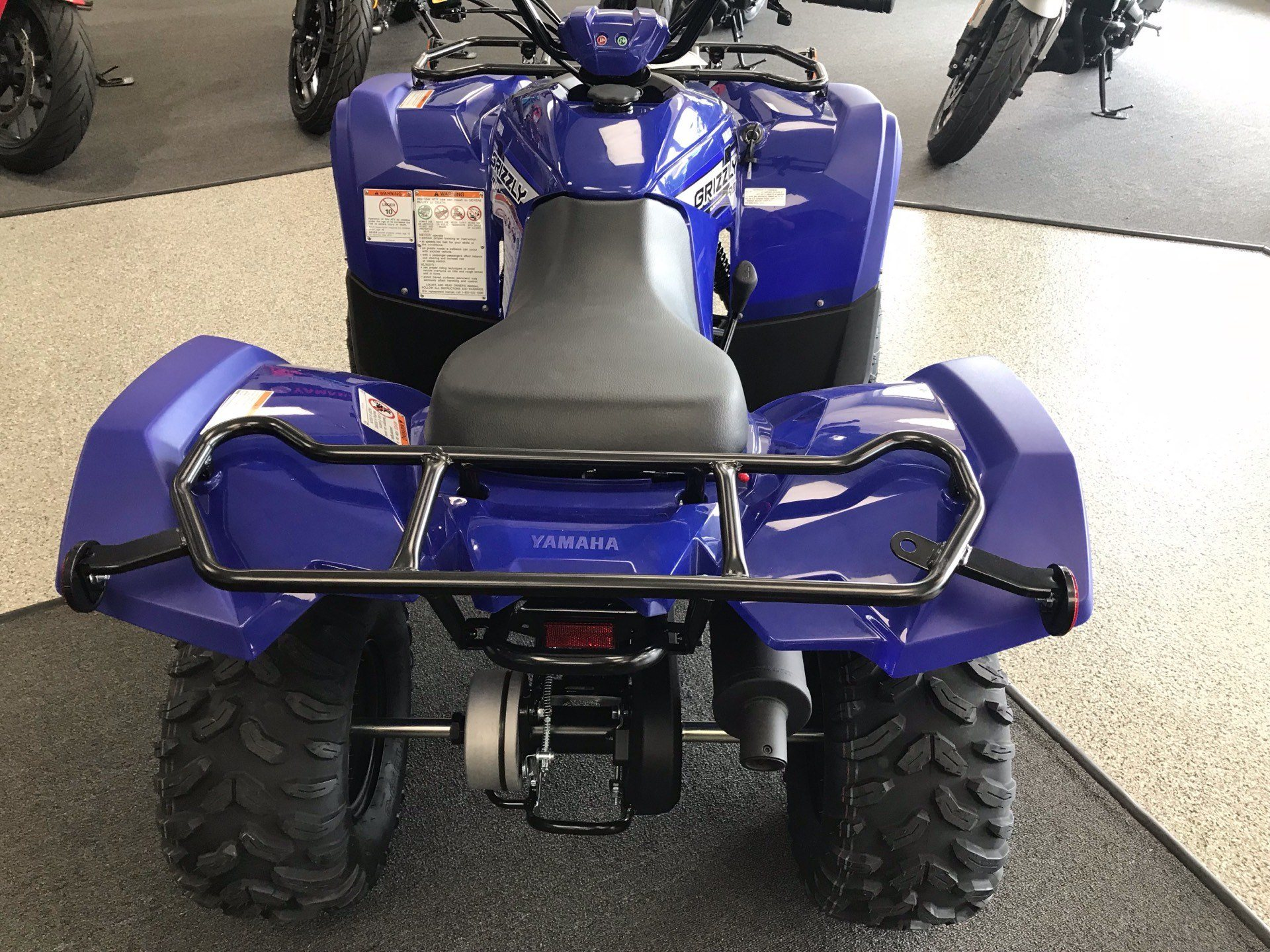 2020 Yamaha Grizzly 90 in Coloma, Michigan - Photo 4