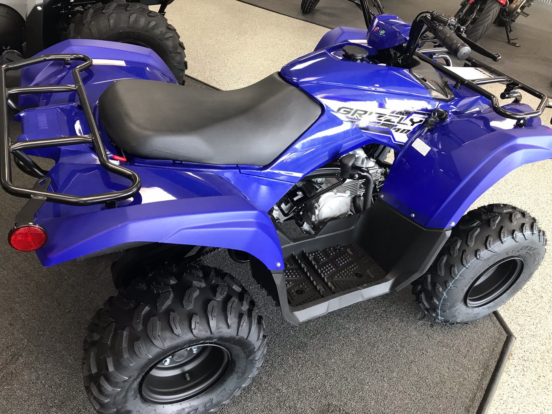 2020 Yamaha Grizzly 90 in Coloma, Michigan - Photo 5
