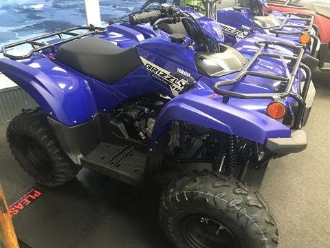 2020 Yamaha Grizzly 90 in Coloma, Michigan - Photo 2