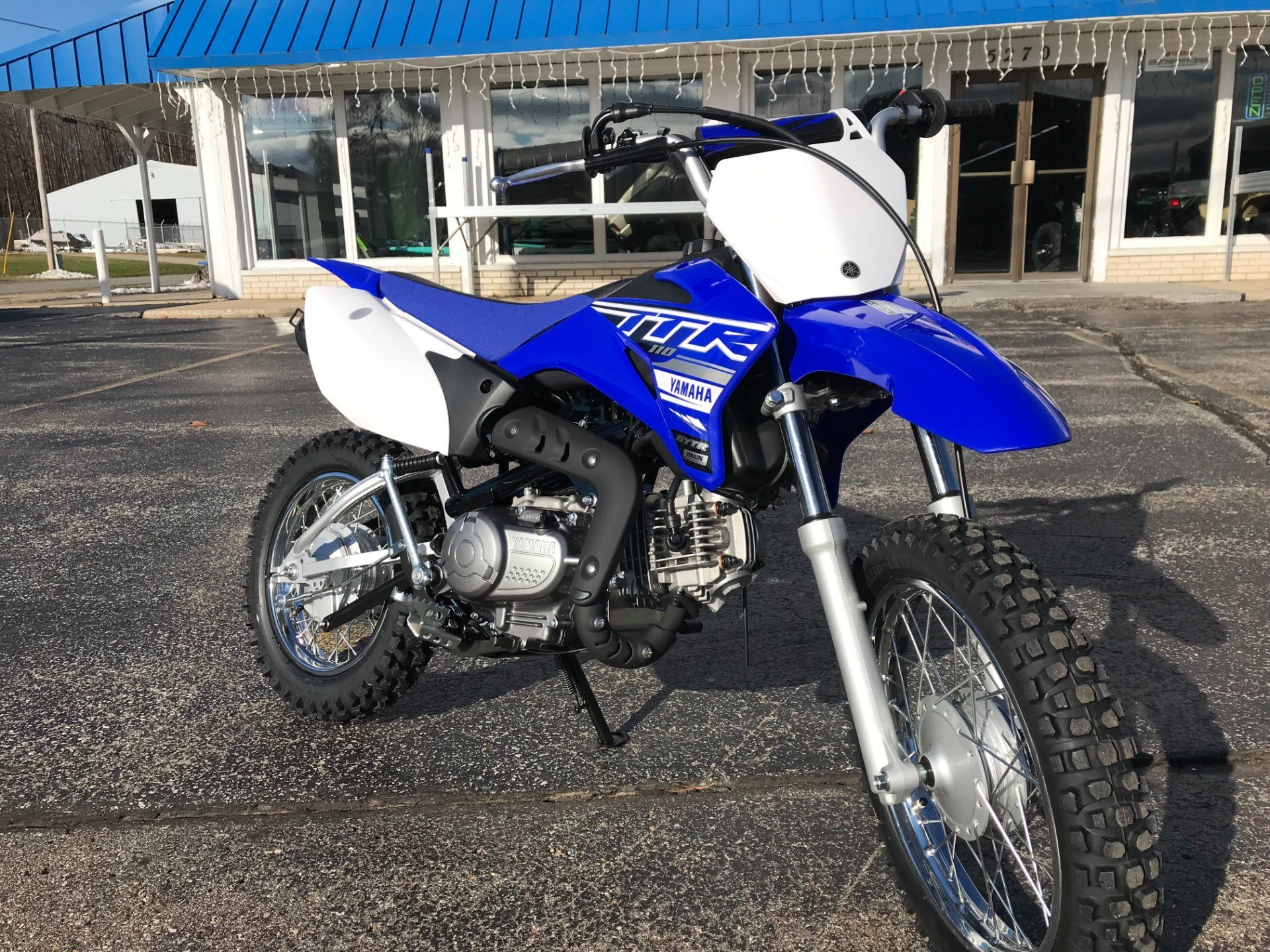2019 Yamaha TT-R110E in Coloma, Michigan - Photo 3