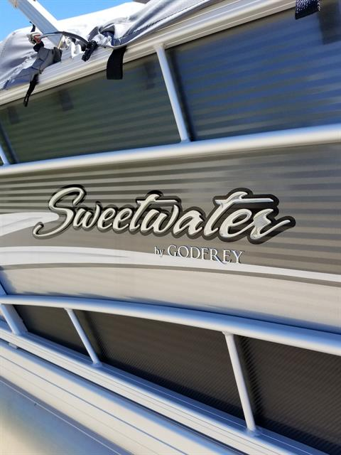 2018 Sweetwater SW2086SB in Coloma, Michigan