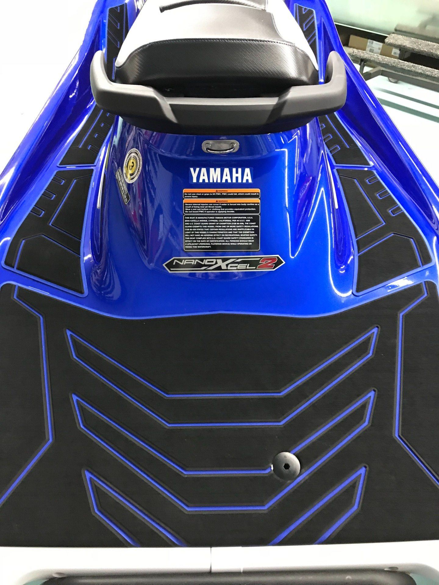 2019 Yamaha GP1800R in Coloma, Michigan