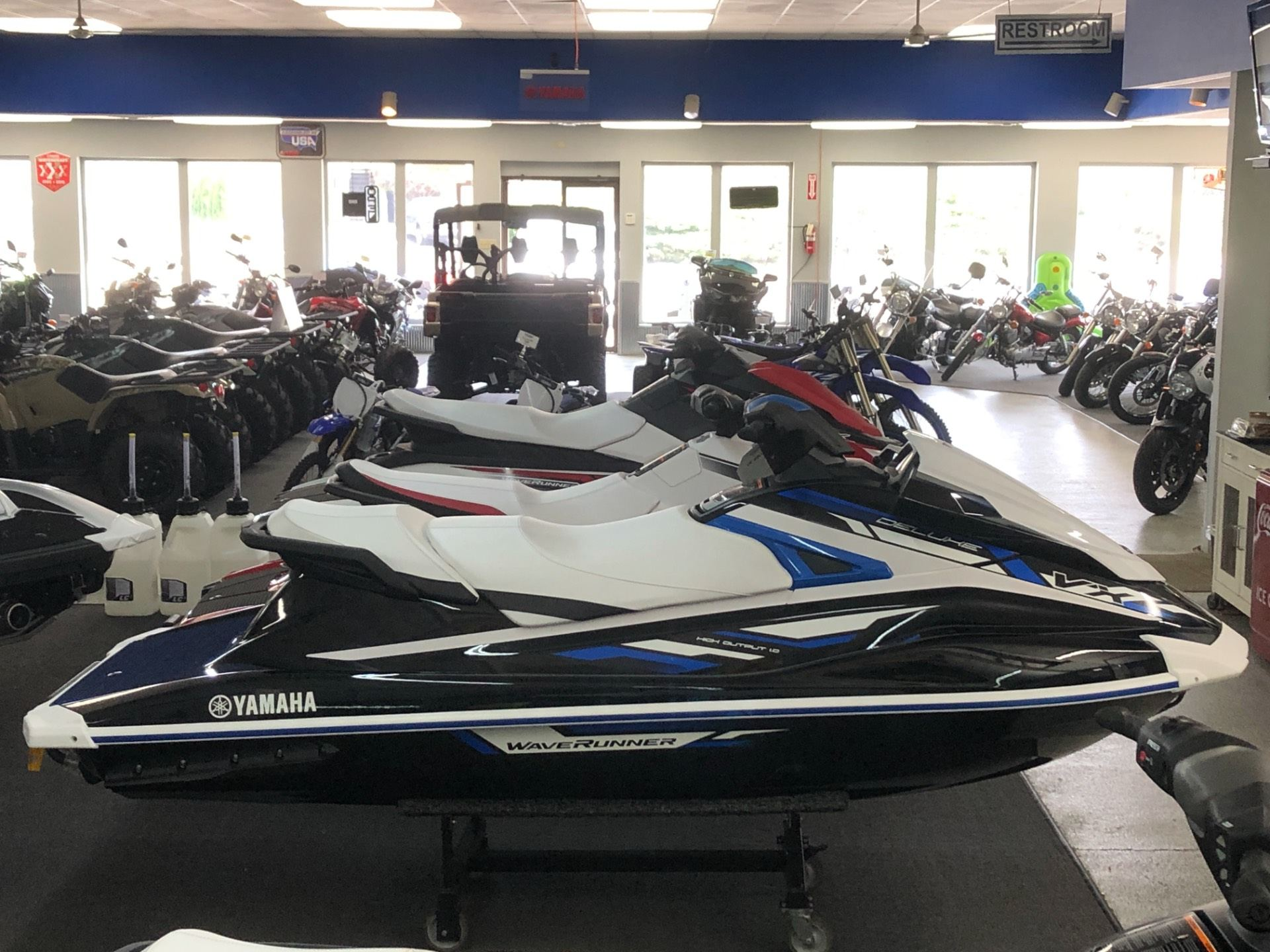 2019 Yamaha VX Deluxe in Coloma, Michigan - Photo 1