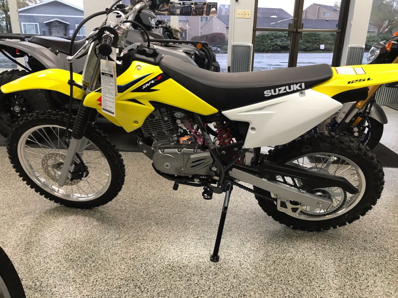 2020 Suzuki DR-Z125L in Coloma, Michigan - Photo 3