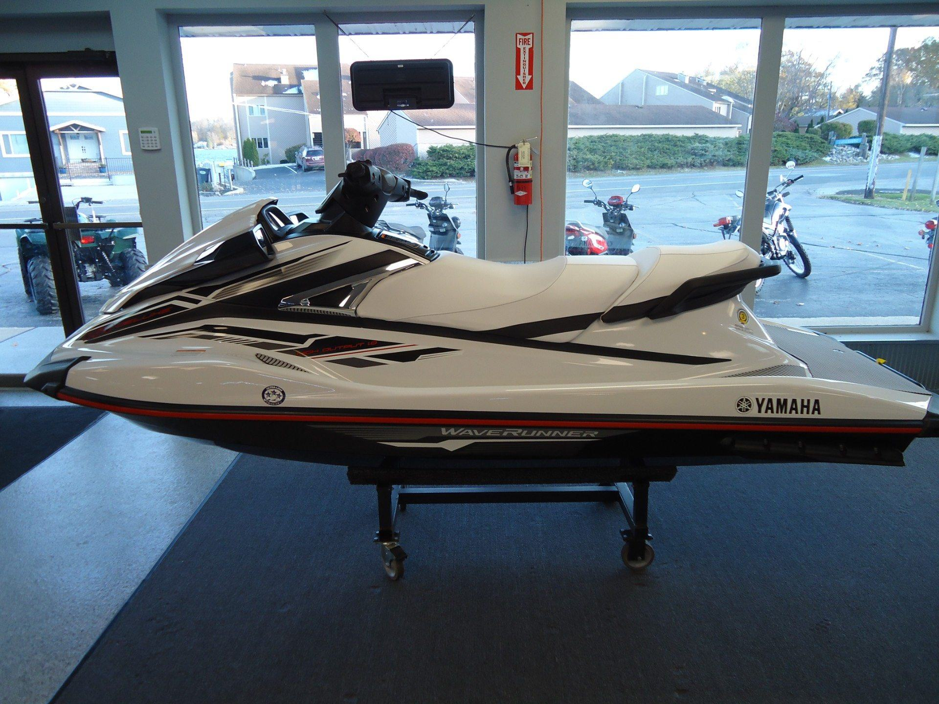 2018 Yamaha VX Deluxe for sale 80452