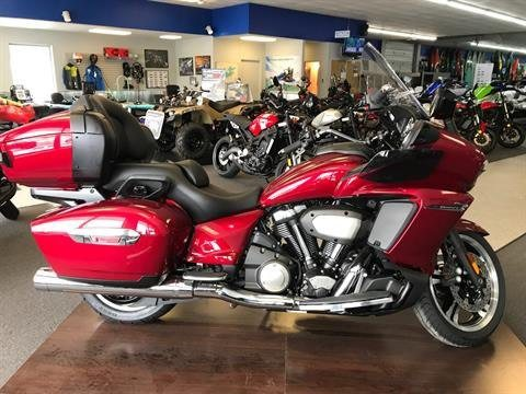 2018 Yamaha Star Venture with Transcontinental Option Package in Coloma, Michigan
