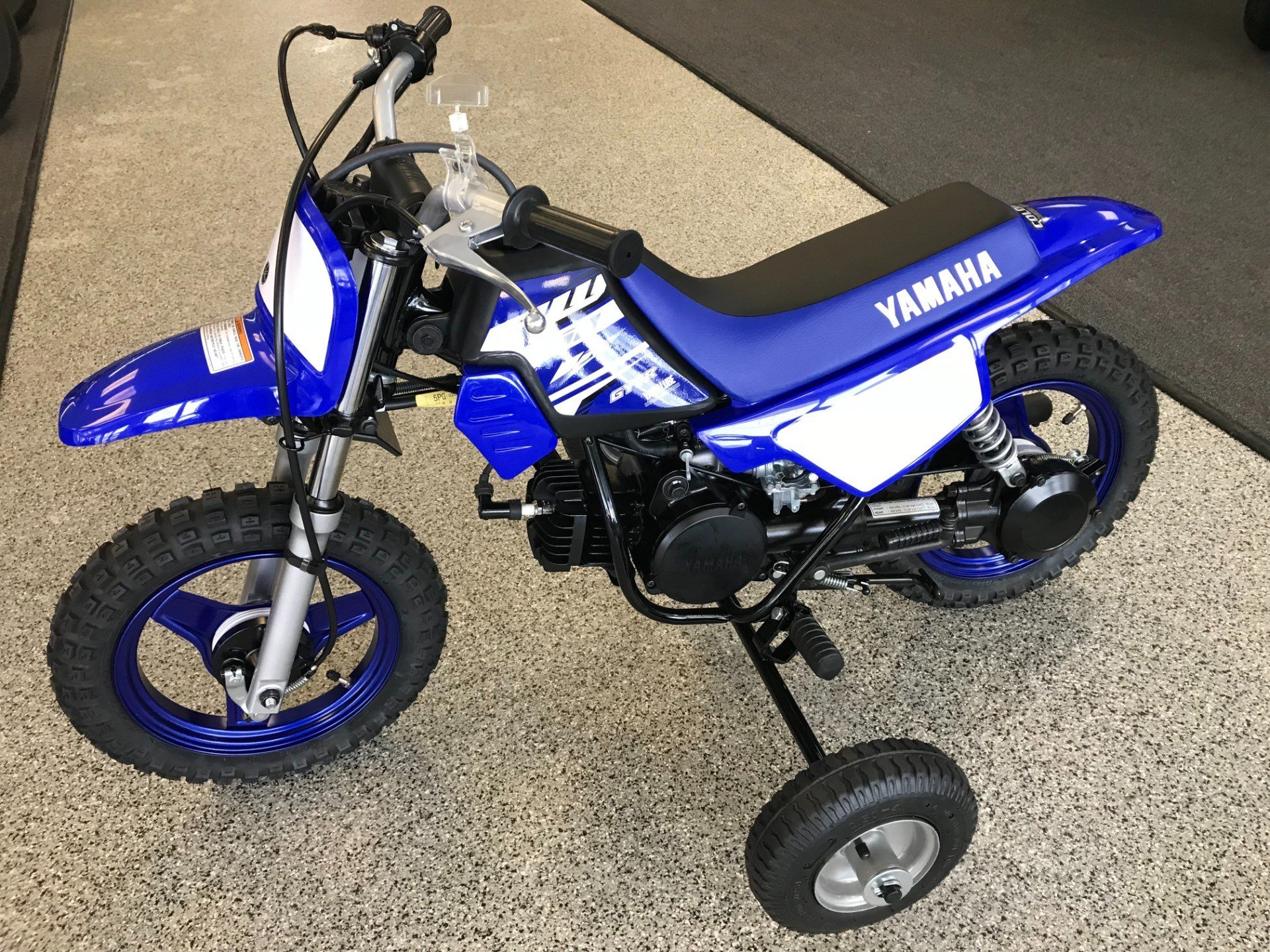 New 2018 yamaha pw50 motorcycles in coloma mi stock for Yamaha installment financing