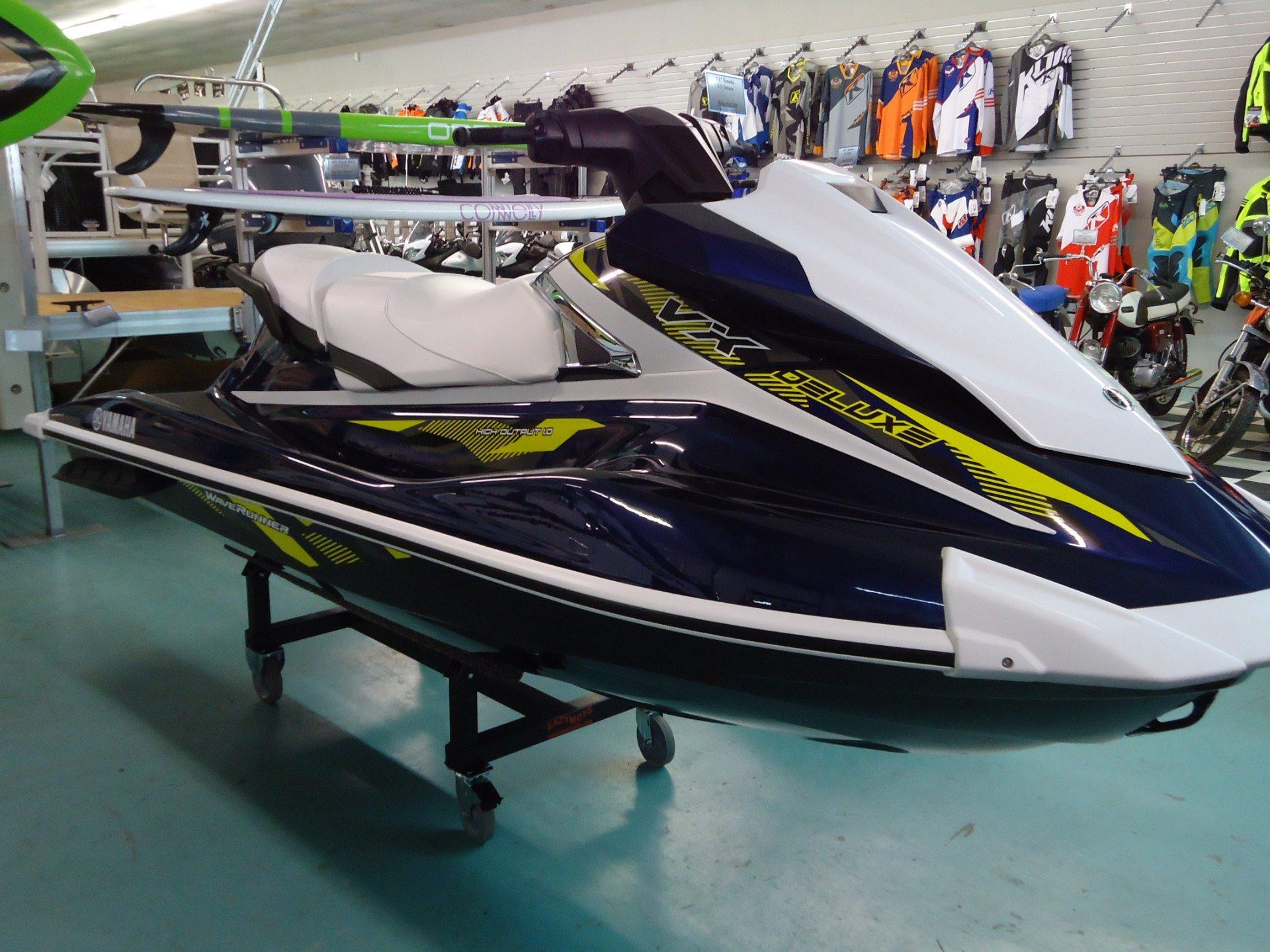 2017 Yamaha VX Deluxe 5