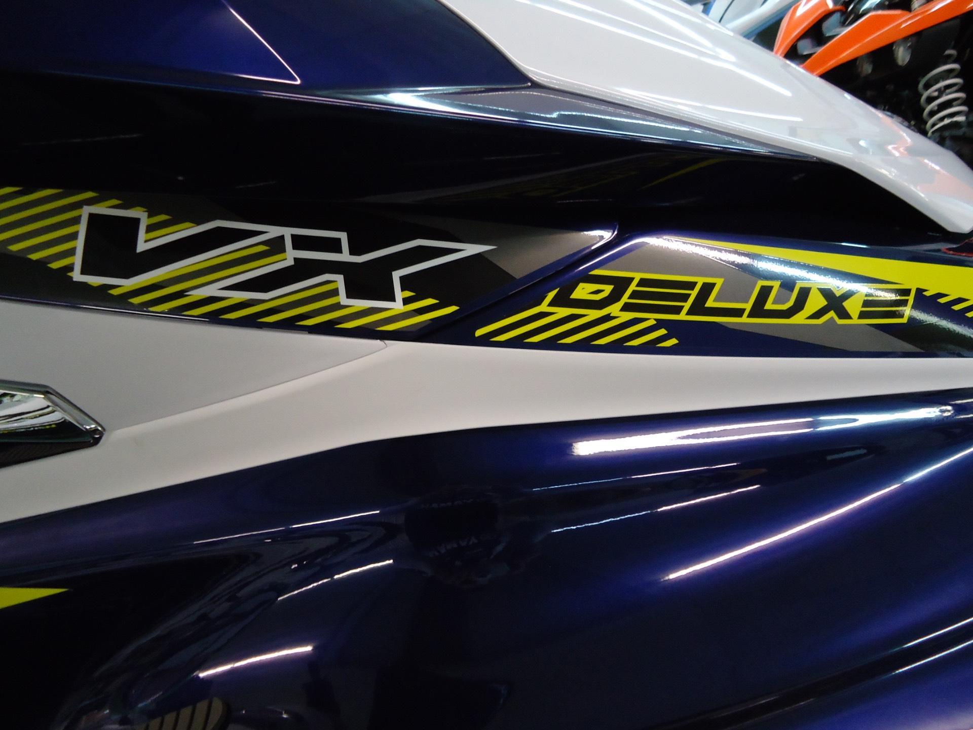 2017 Yamaha VX Deluxe 7