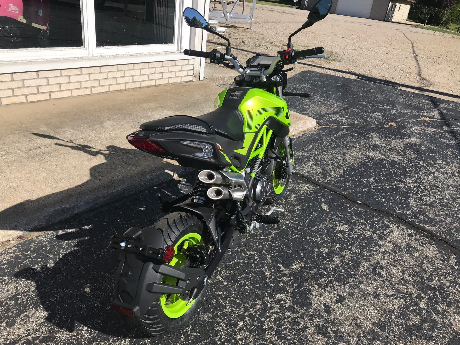 2021 Benelli TNT135 in Coloma, Michigan - Photo 5