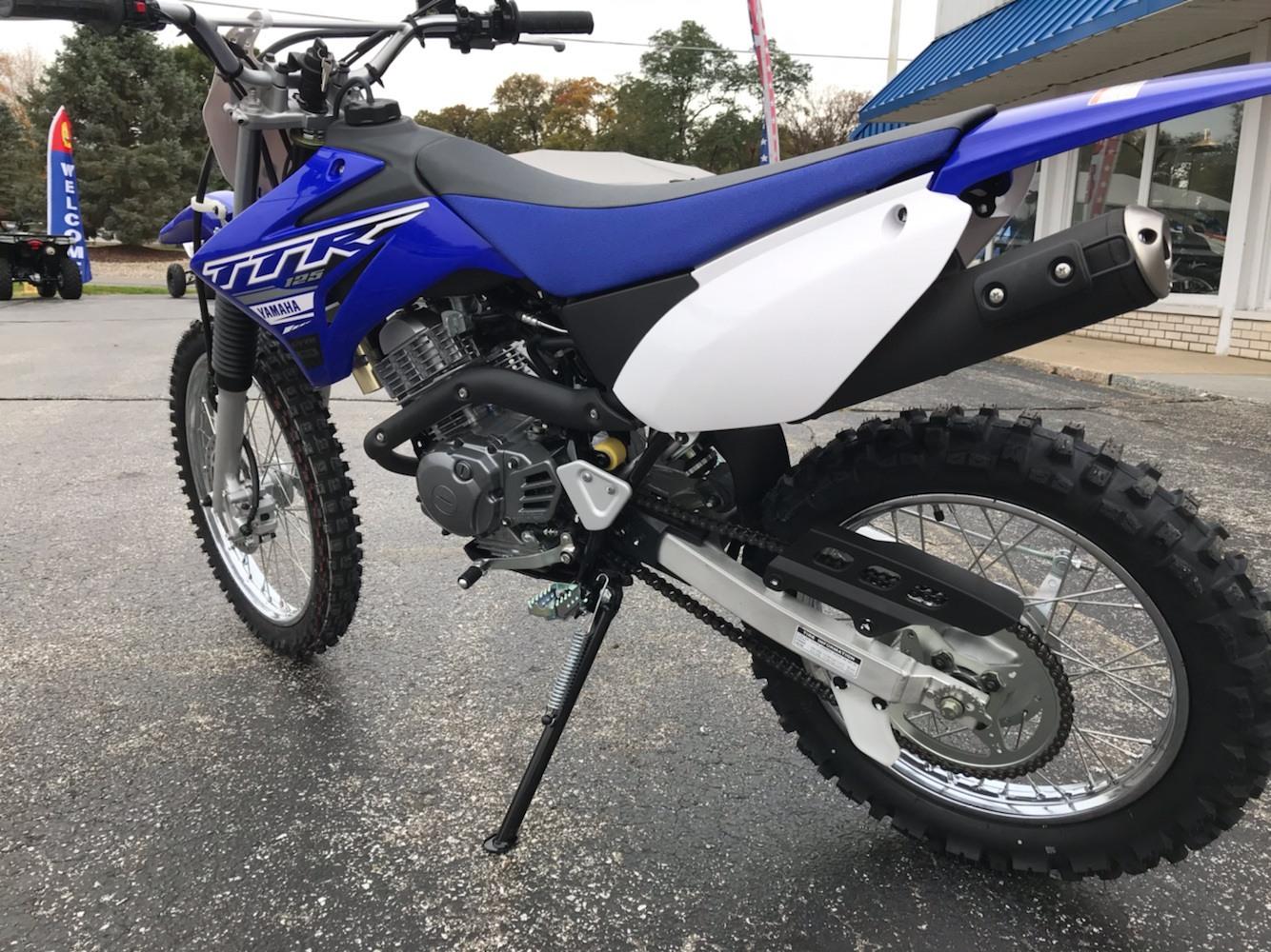 2019 Yamaha TT-R125LE 4