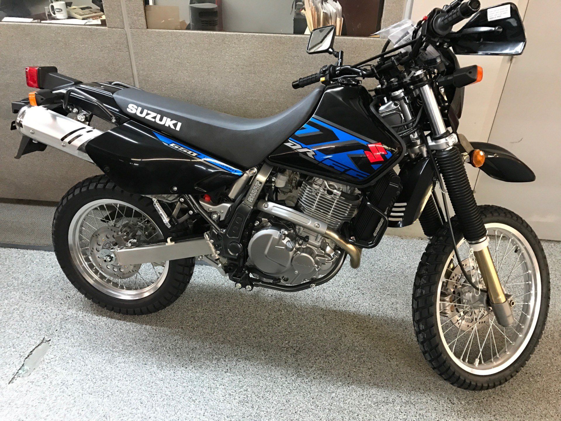 2017 Suzuki DR650S in Coloma, Michigan