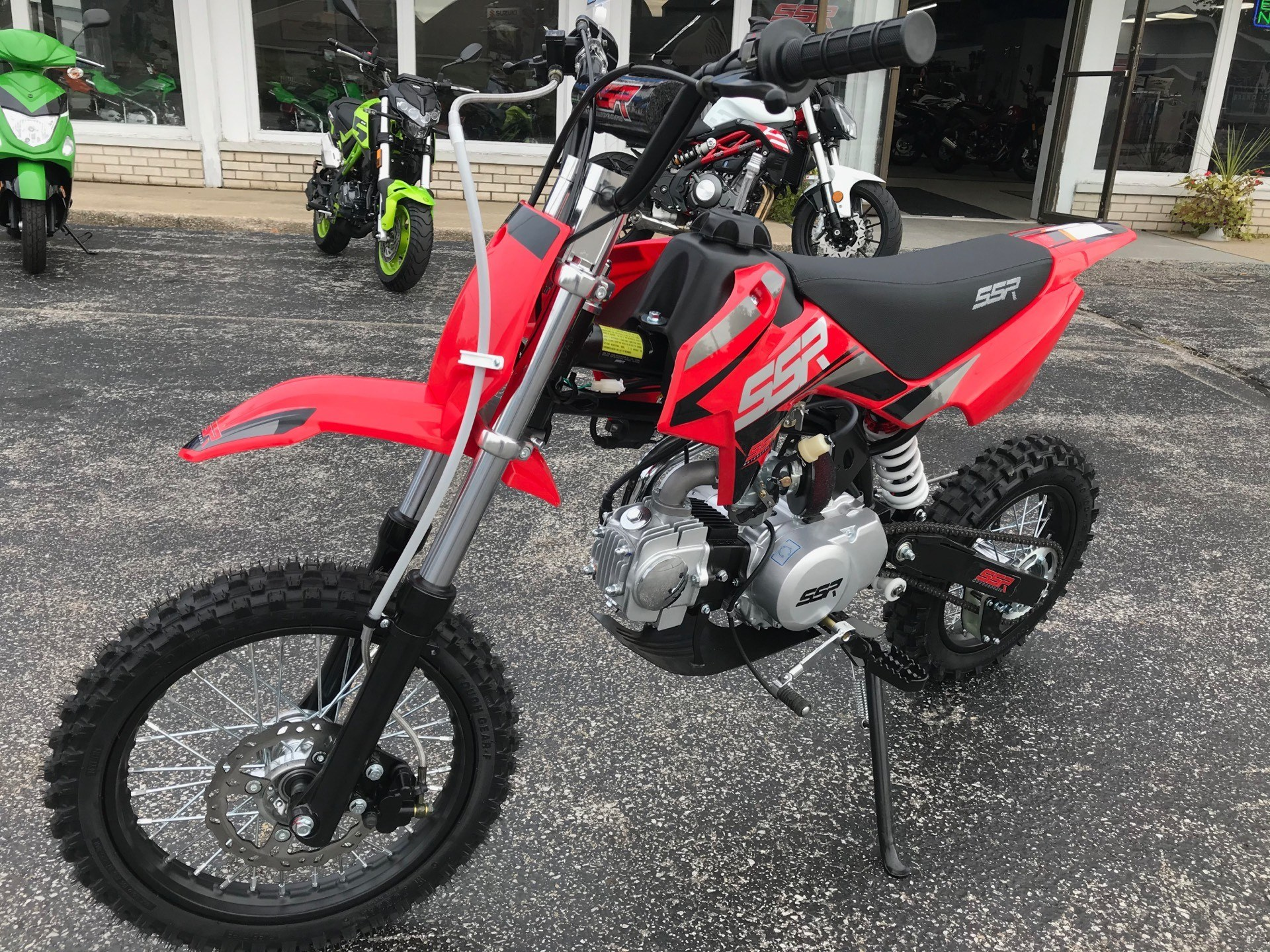 2021 SSR Motorsports SR125 Semi in Coloma, Michigan - Photo 1