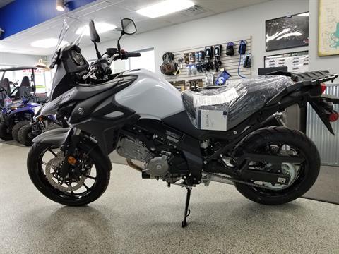 2019 Suzuki V-Strom 650 in Coloma, Michigan