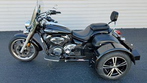 2012 Yamaha V Star 950 Tourer Trike in Coloma, Michigan
