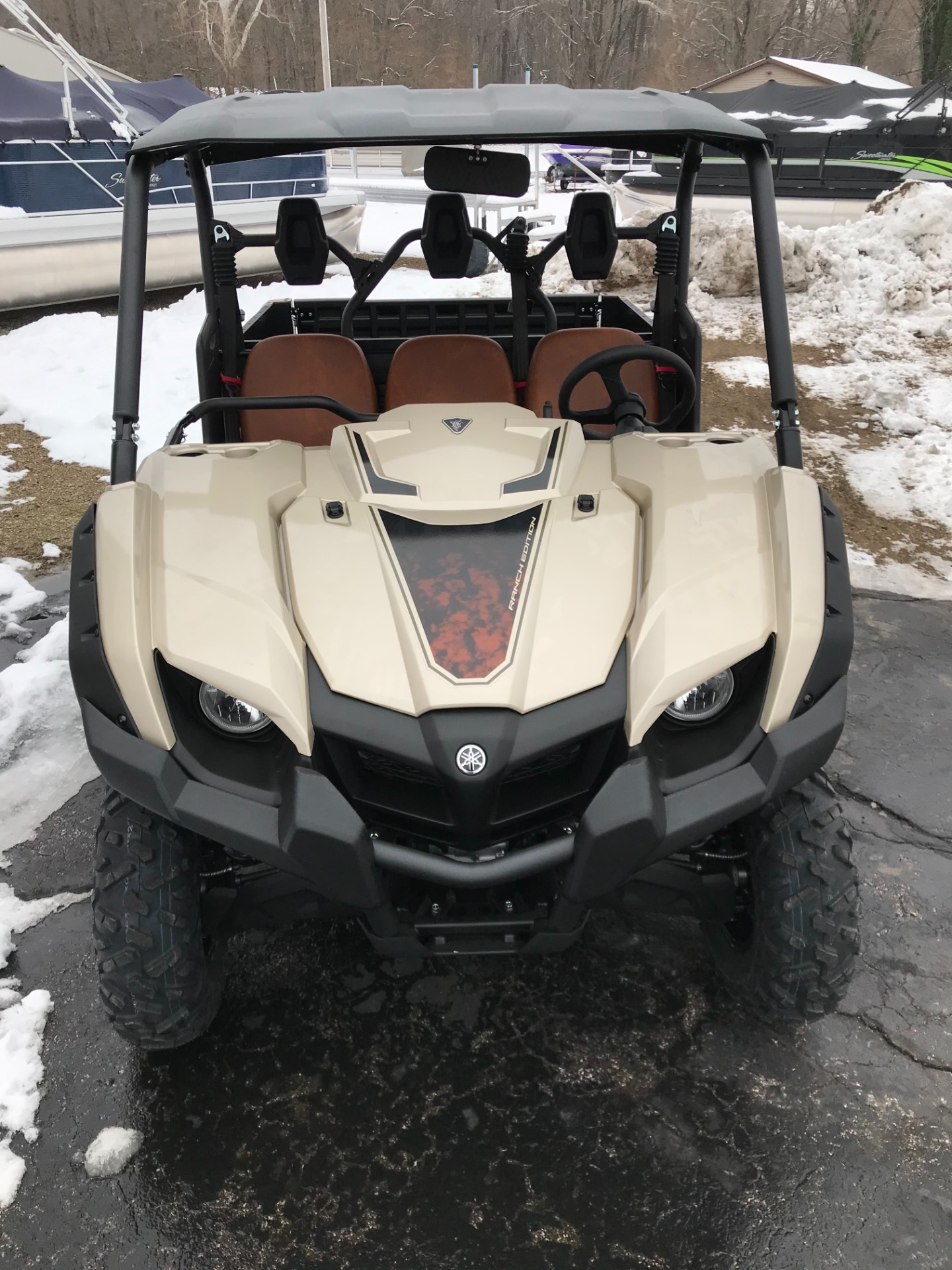 2019 Yamaha Viking EPS Ranch Edition in Coloma, Michigan - Photo 3