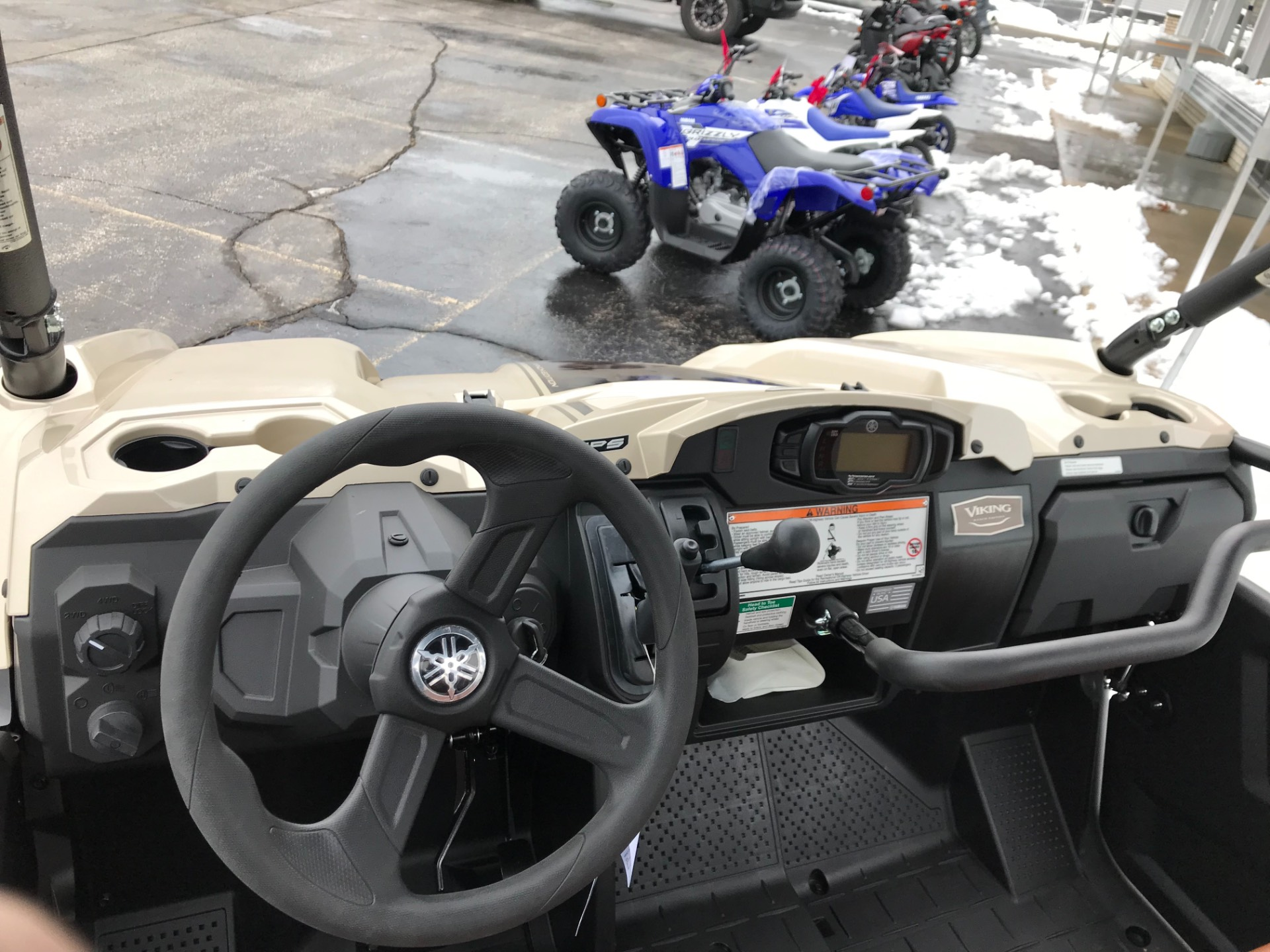 2019 Yamaha Viking EPS Ranch Edition in Coloma, Michigan - Photo 8