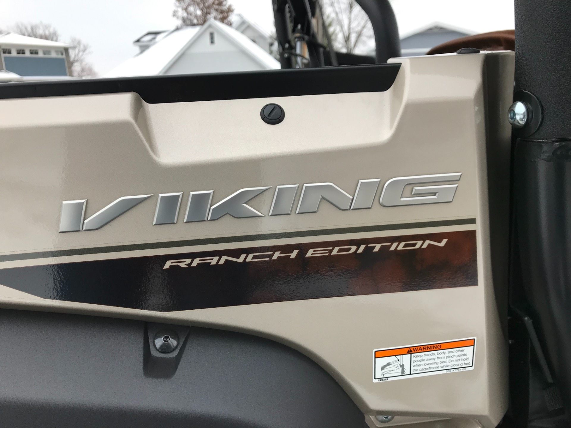 2019 Yamaha Viking EPS Ranch Edition in Coloma, Michigan - Photo 11