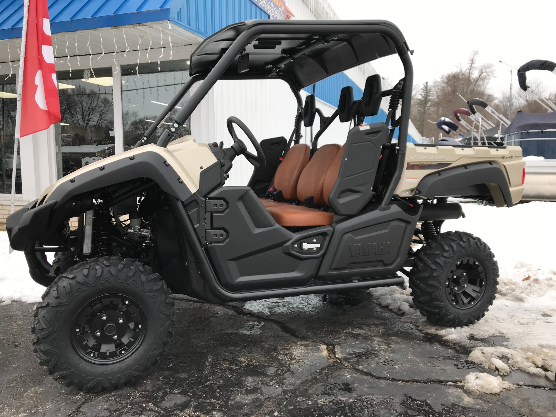 2019 Yamaha Viking EPS Ranch Edition in Coloma, Michigan - Photo 2