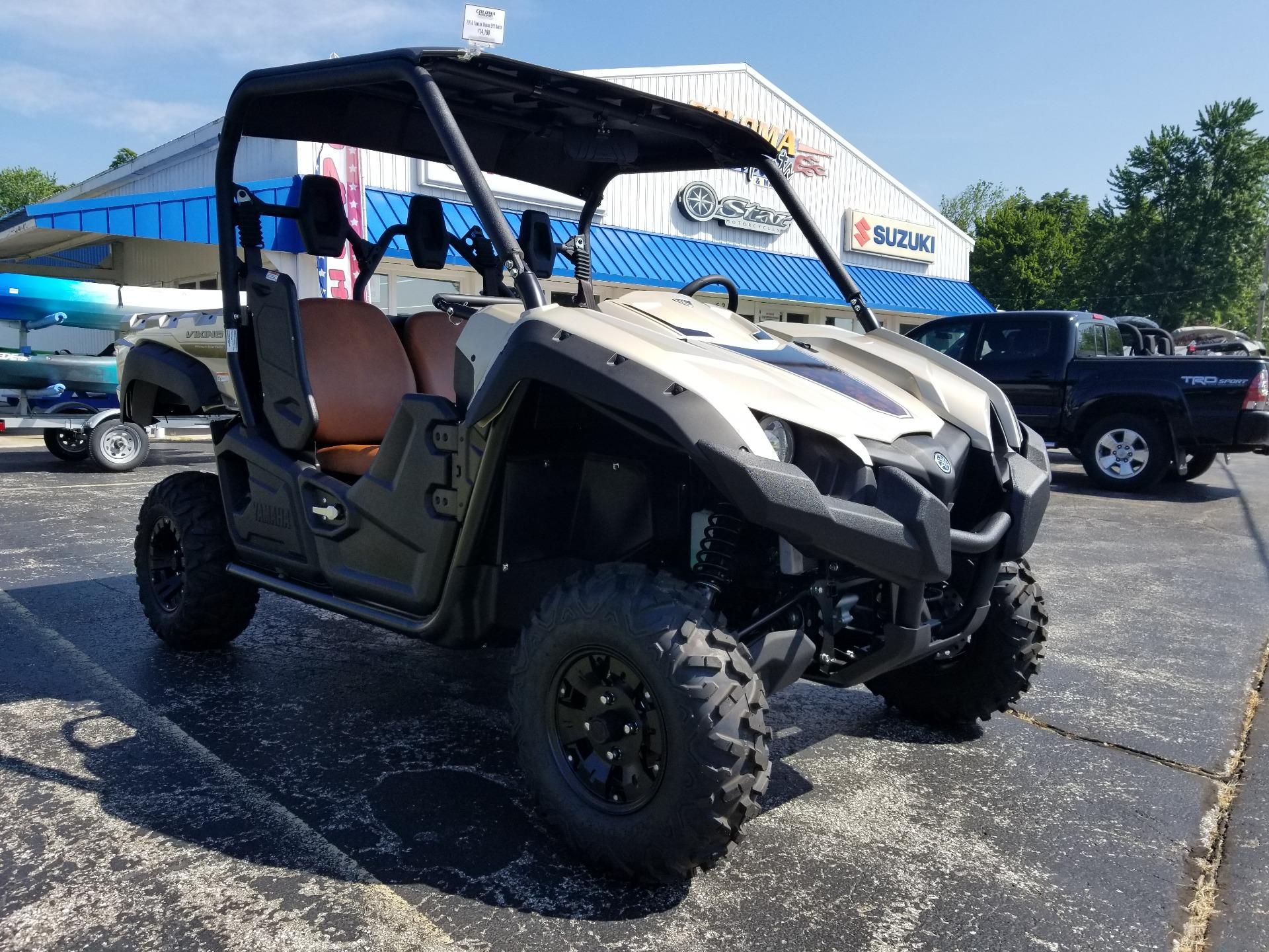 2019 Yamaha Viking EPS Ranch Edition in Coloma, Michigan