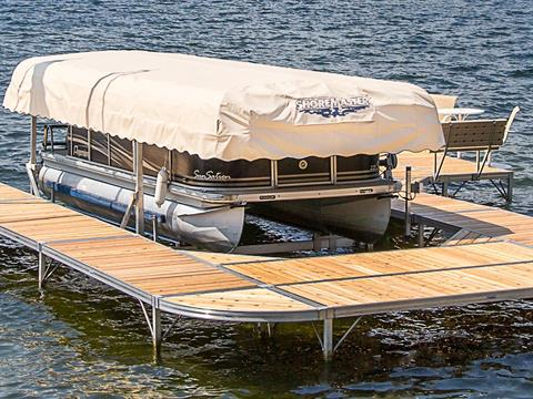 2020 SHOREMASTER - Manufacturers 25120 Canopy in Coloma, Michigan