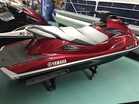 2013 Yamaha VX® Deluxe in Coloma, Michigan - Photo 1