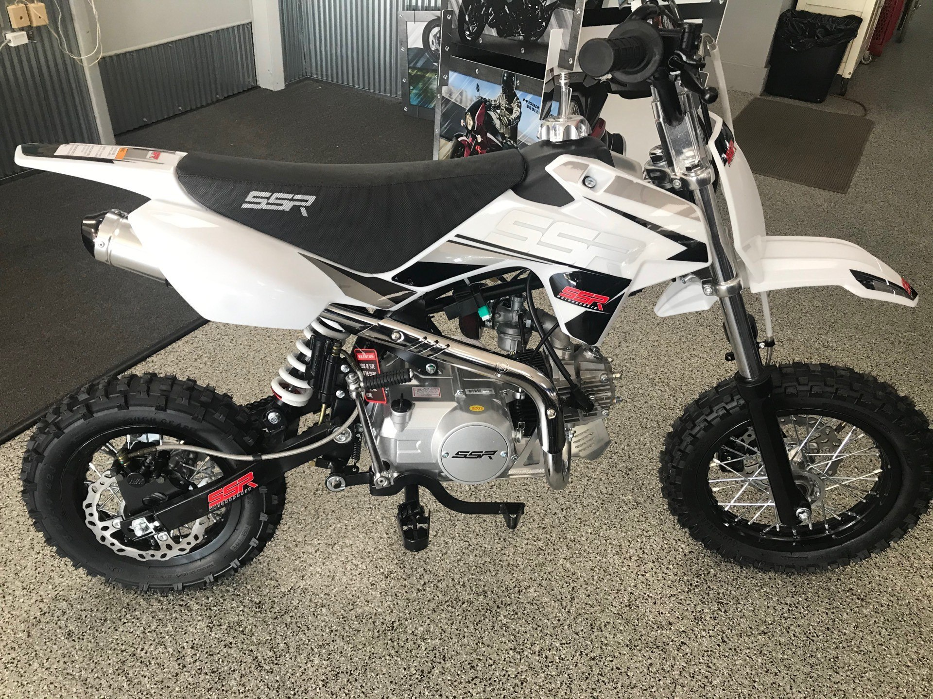 2021 SSR Motorsports SR110DX in Coloma, Michigan - Photo 3