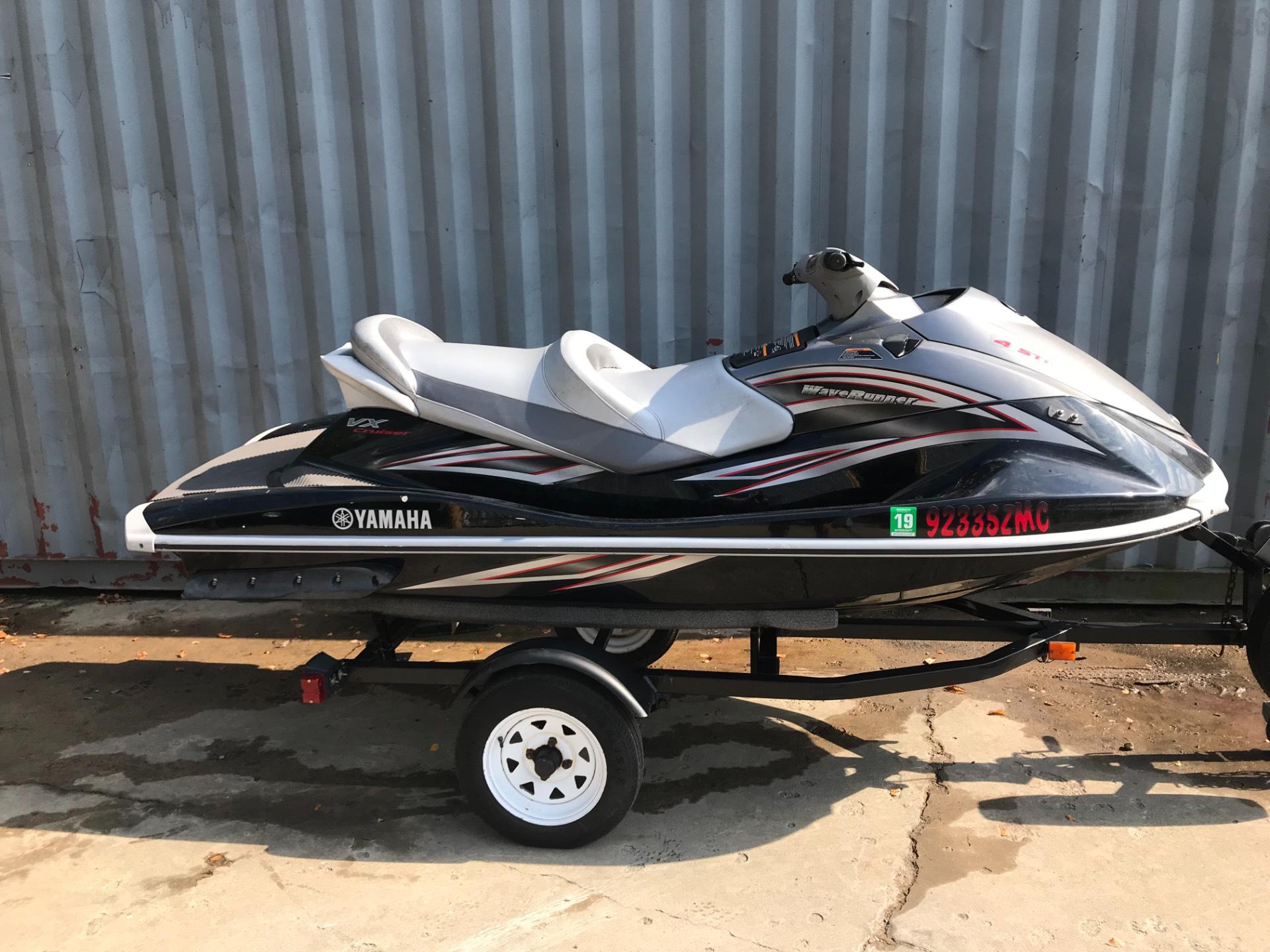 2007 Yamaha VX Cruiser for sale 249372