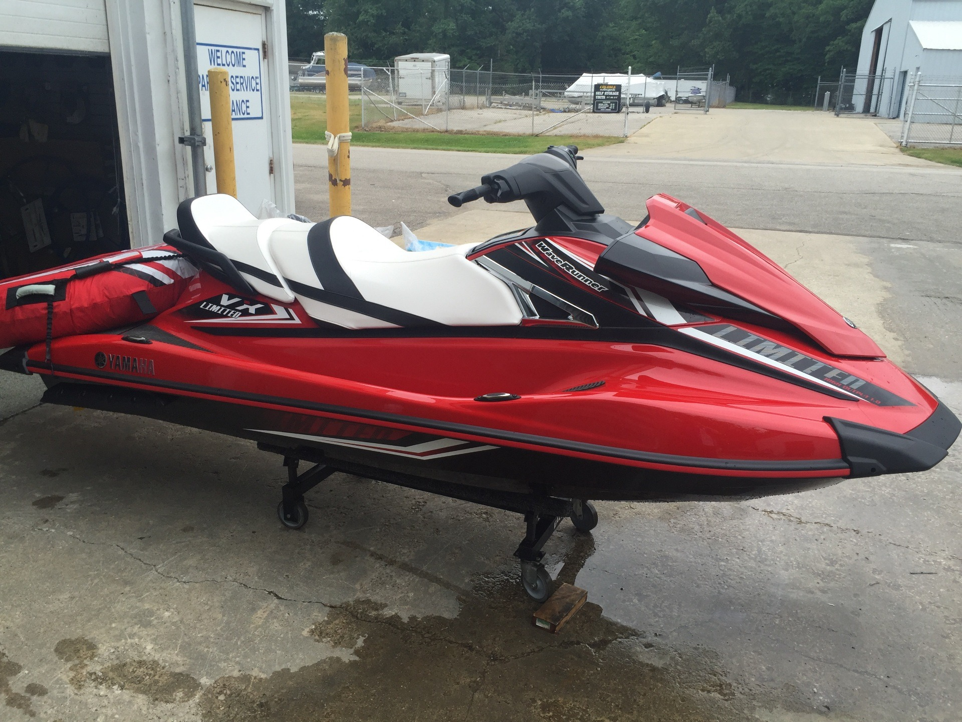 2016 Yamaha VX Limited for sale 73344