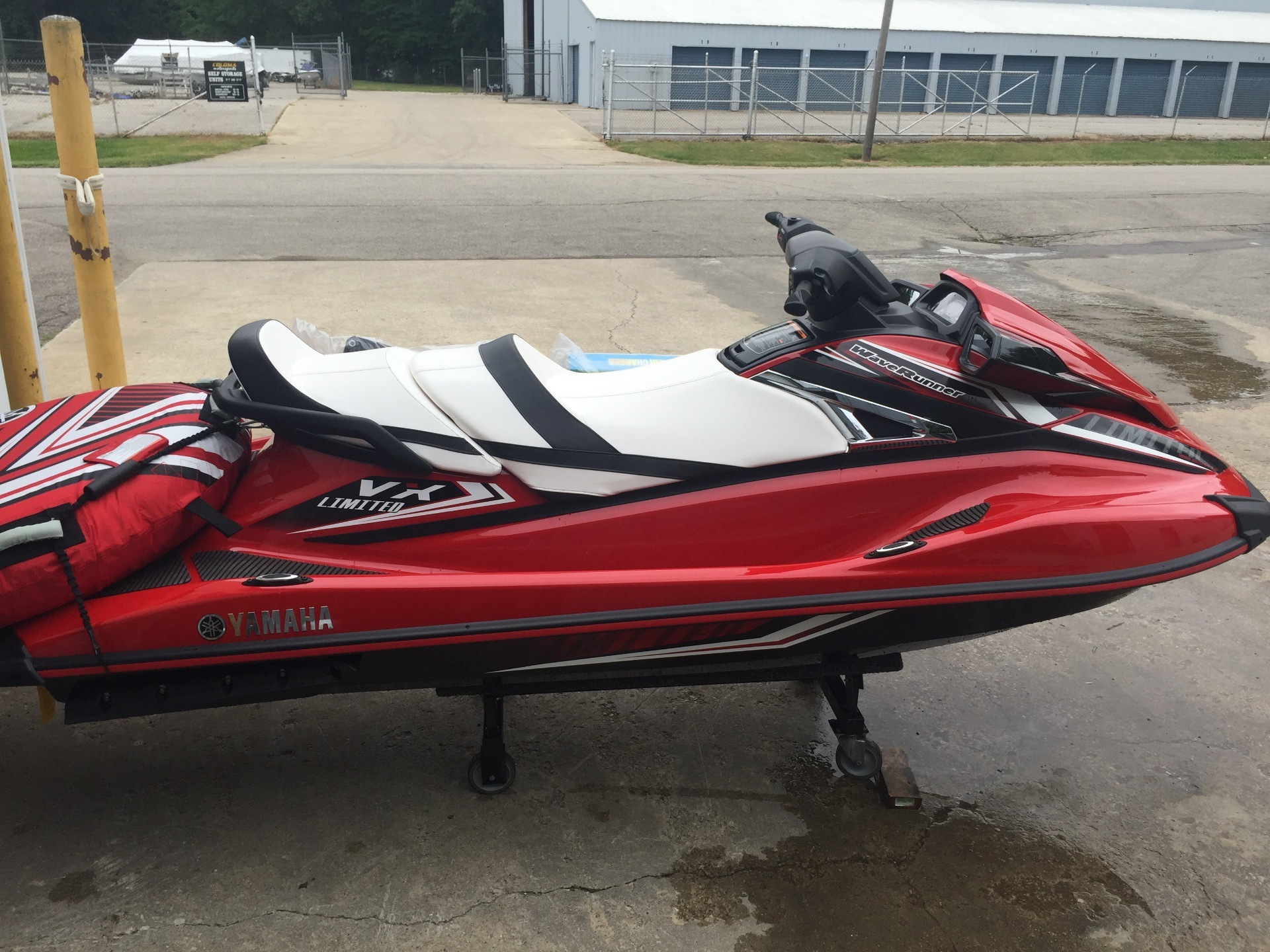 2016 Yamaha VX Limited for sale 107768