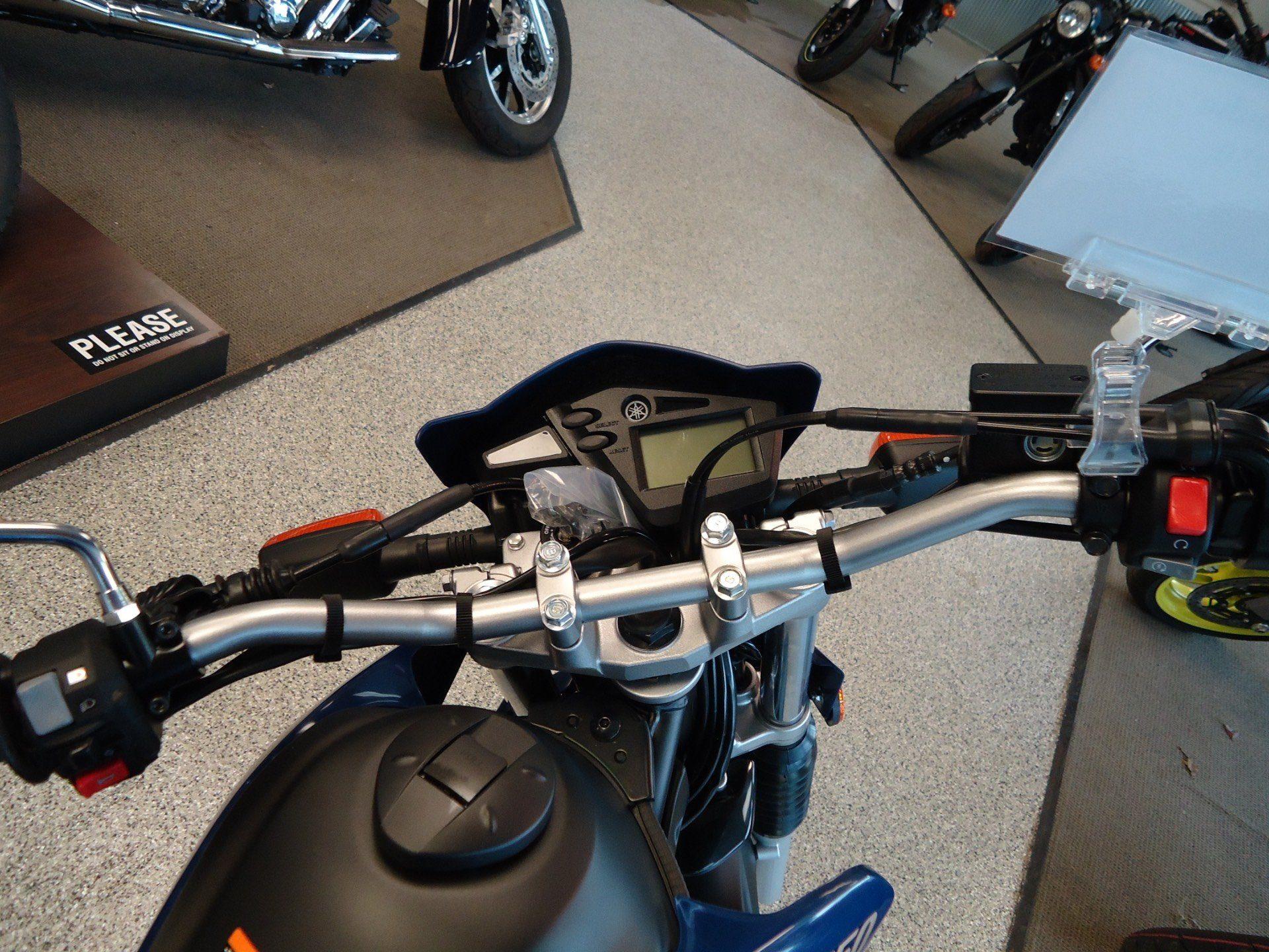 2017 Yamaha XT250 6
