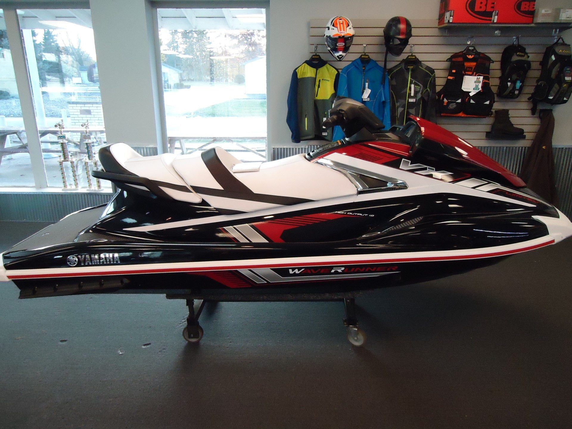 2018 Yamaha VX Limited for sale 76768
